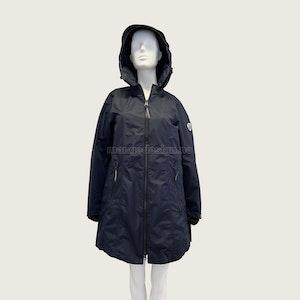 Normann Coat ytterjakke/regnjakke mørk blå