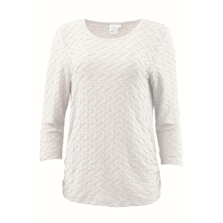 2-Biz Selanie Bluse off-white