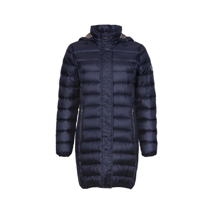 Normann Coat Lang Dunjakke