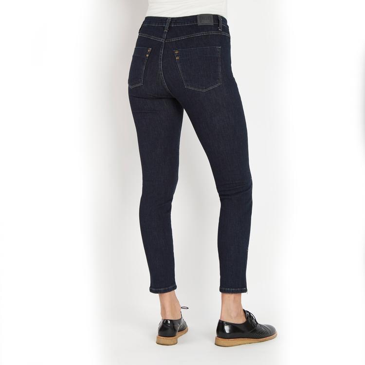 Jeans by Bessie - Like-NV 203, mørk blå denim