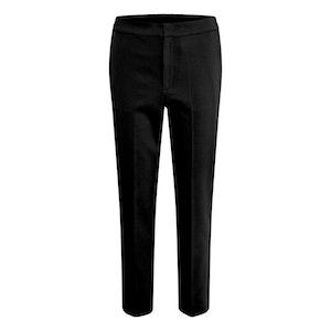 InWear ZellaIW Flat Pant - sort