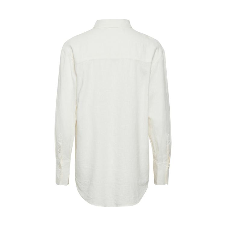 InWear LovaIW skjorte - Whisper White