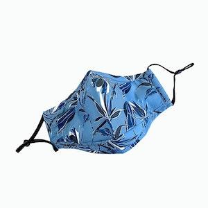 Rosenvinge munnbind - Blå paradisblomst