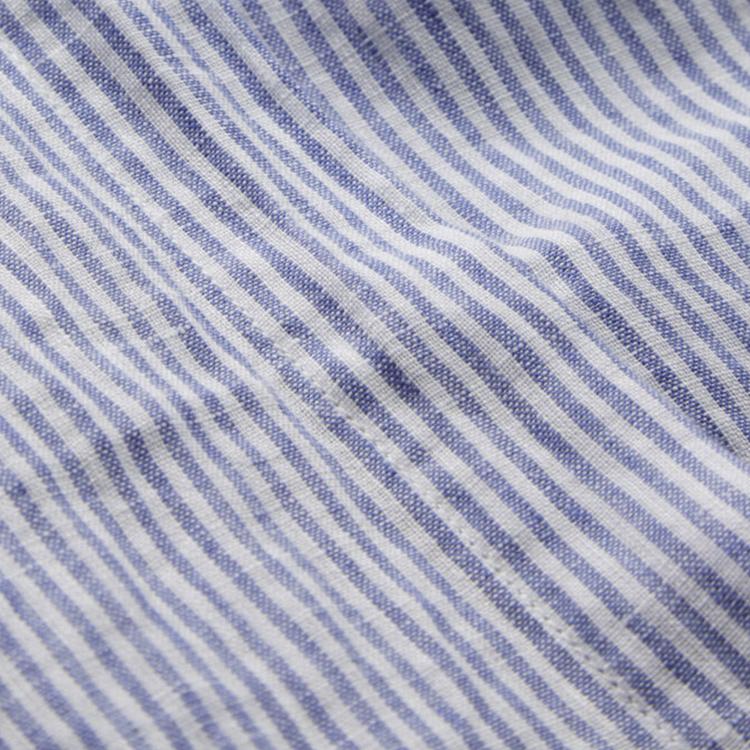 Masai Ibilla skjorte - farge Marlin stripet