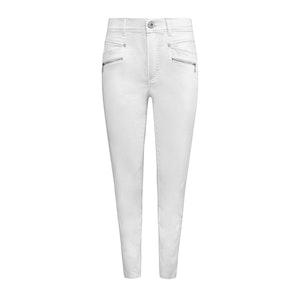2-Biz Rany pants, hvit