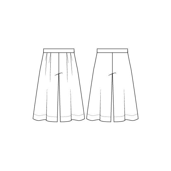 Masai Palini bukser - sort