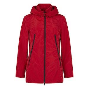Normann Coat vindjakke - rød