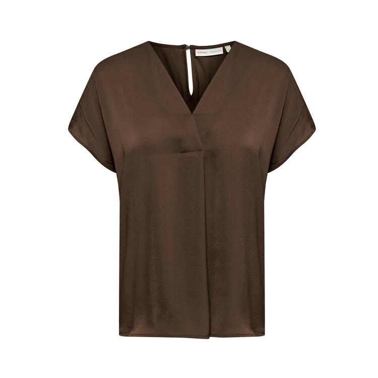 InWear Rinda IW Top - Coffee Brown