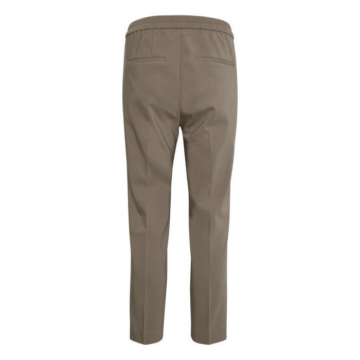 InWear ZellaIW Pull-on Pants – farge Sandy Grey