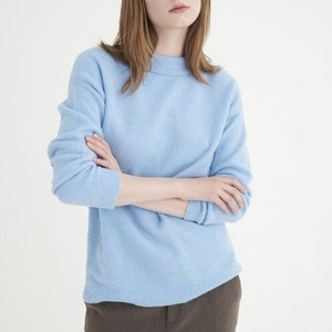 InWear Papina IW Oneck pullover i 2 fargar