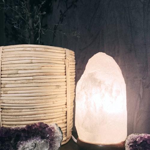 Kopia Vit saltsten, lampa