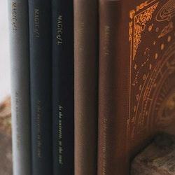 Magic of I journal A5, Teal