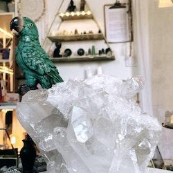 Bergkristall, kluster