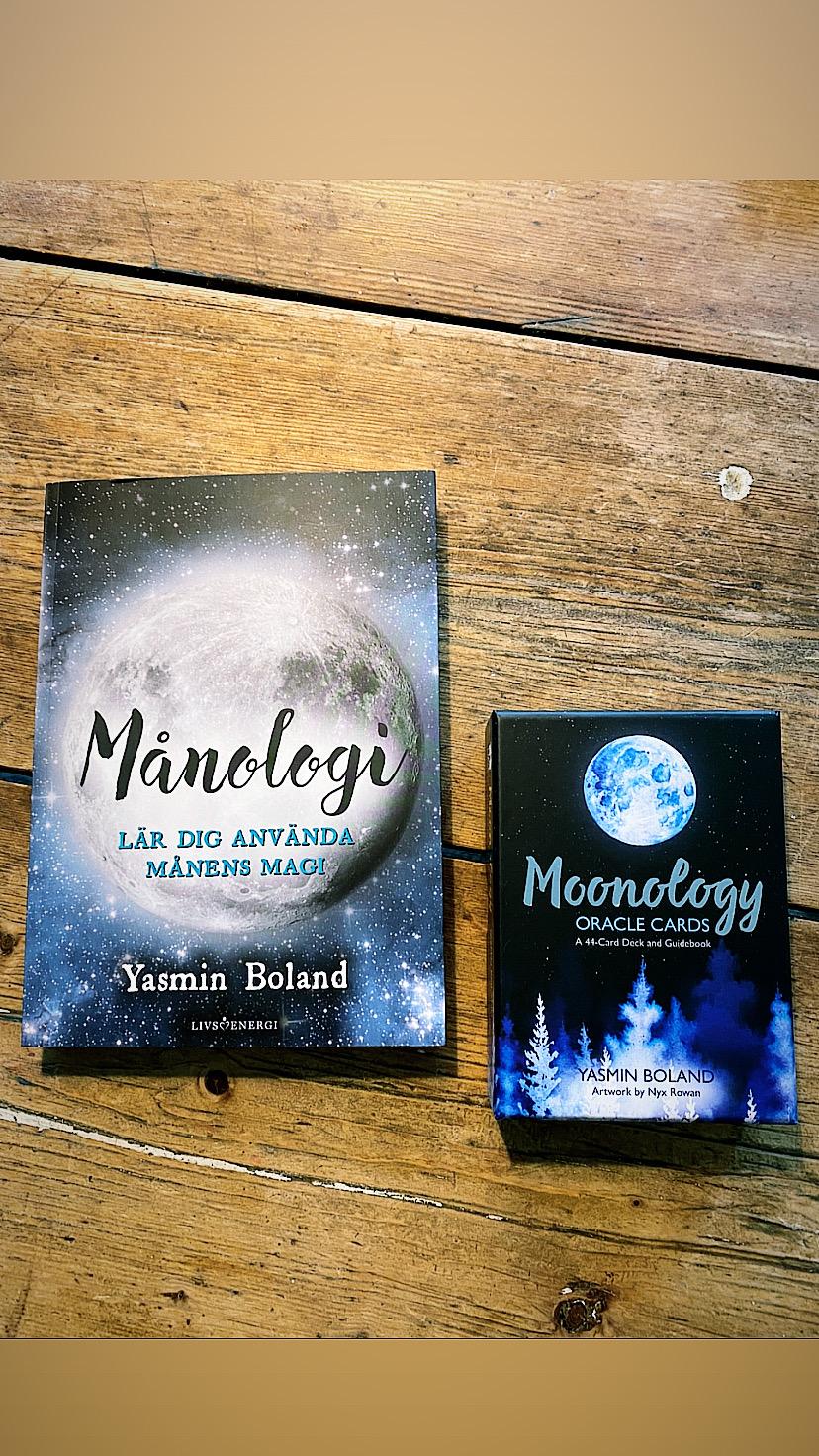 Månologi, bok