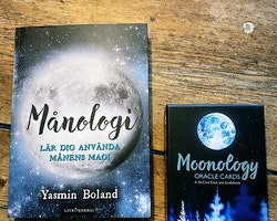 Moonology, orakelkort