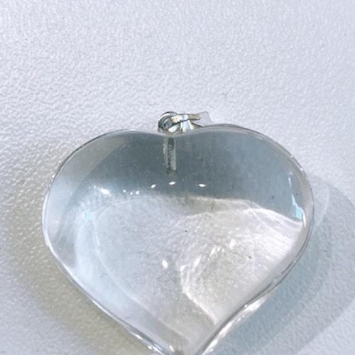 Bergkristall-hänge, hjärta