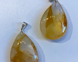 Golden Healer, droppe hänge