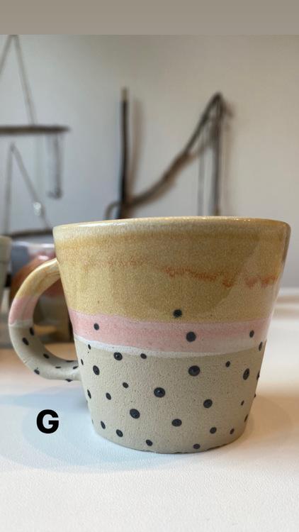 "Kaffekopp ""One of a kind"""