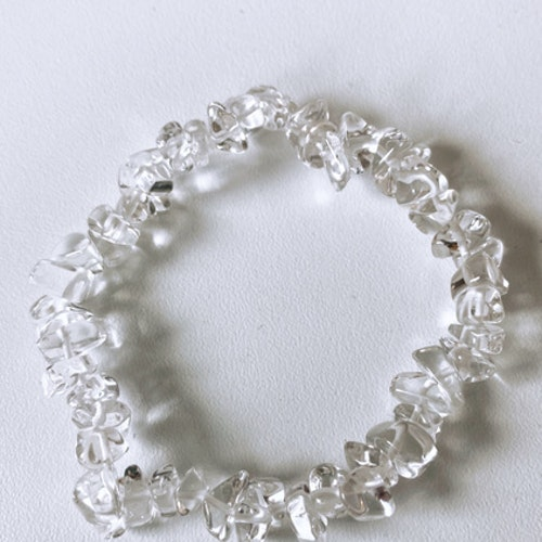 Bergkristall, Healingarmband