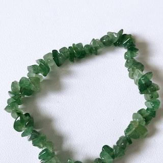 Grön Aventurin, healing-armband