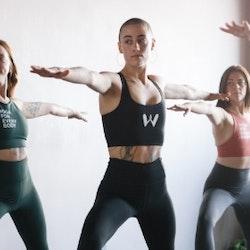 Leggings, Warrior Yoga