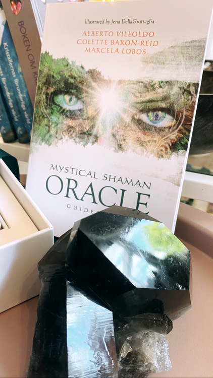 Mystical Shaman Oracle