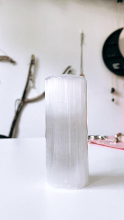 Selenit, cylinder bar