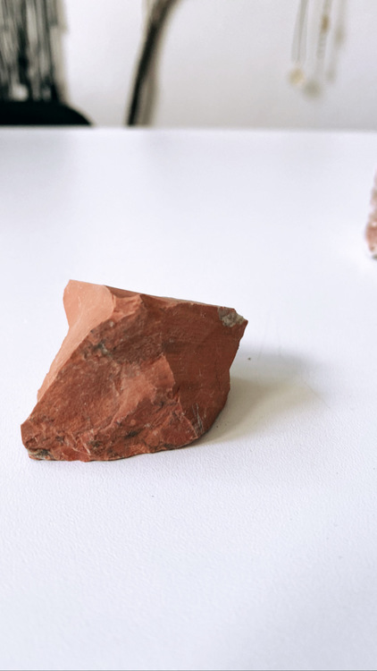 Breccia Jaspis, rå