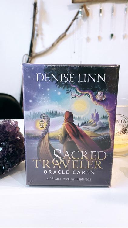 Sacred Traveler, Orakelkort