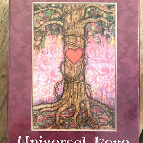 Universal Love, healing orakelkort