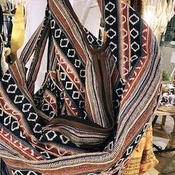 Banan-väska, brun
