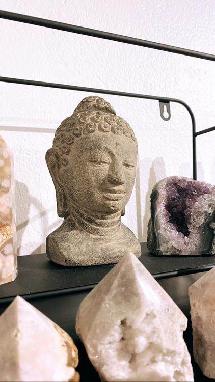 Buddha, huvud