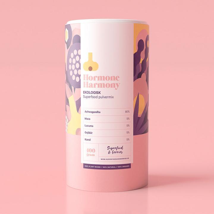 Superfood & Berries, Hormone Harmony
