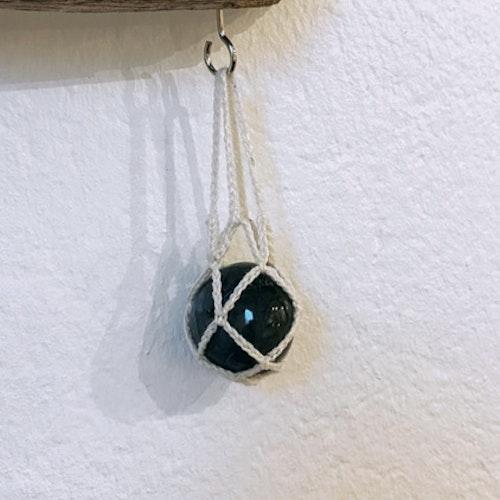 Virkad kristallkorg