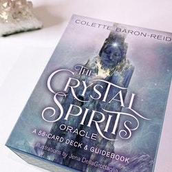 Crystal Spirits, Orakelkort