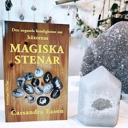 Den urgamla hemligheten om häxornas magiska stenar, bok