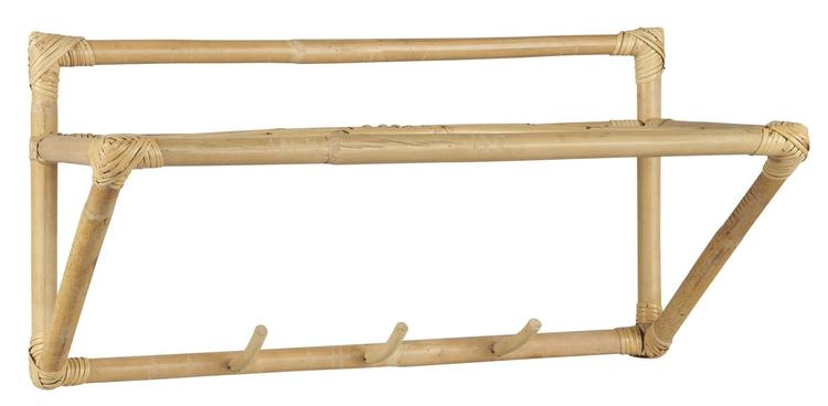 Hylla l i bambu