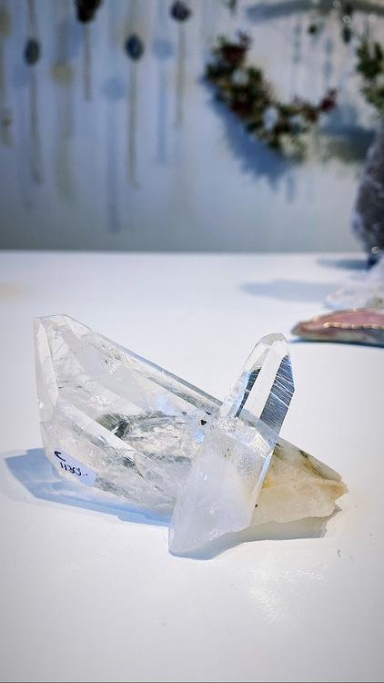 Colombian quartz, kluster C