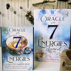 Oracle of the 7 energies, orakelkort