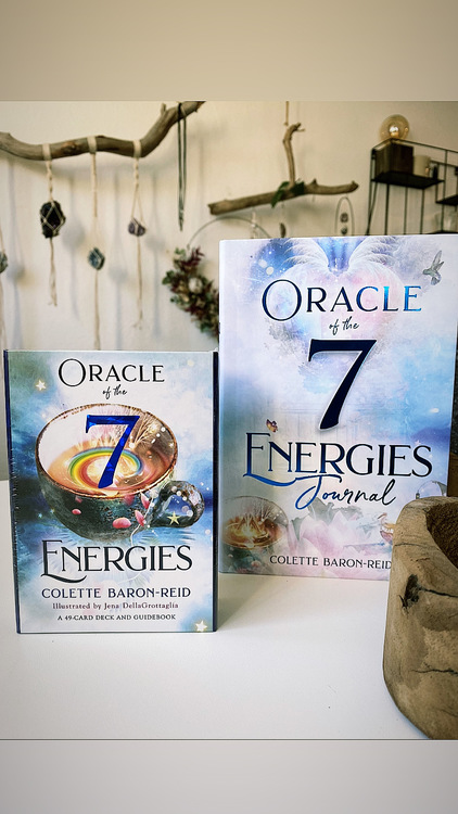 Oracle of the 7 energies, journal