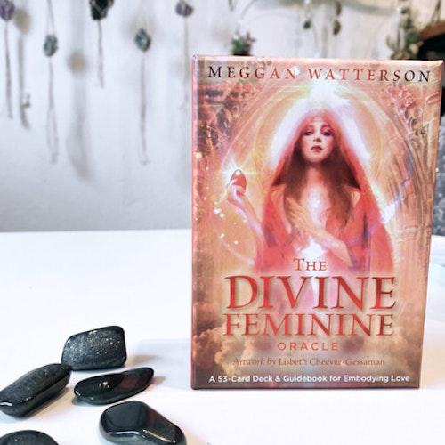 Divine Feminine, Orakelkort