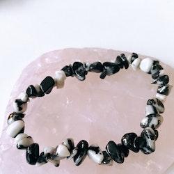 Zebra Jaspis, armband
