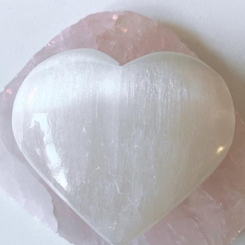 Selenit, hjärta M