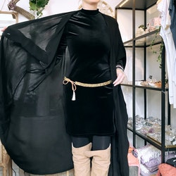Kimono 110 cm Svart - Be You