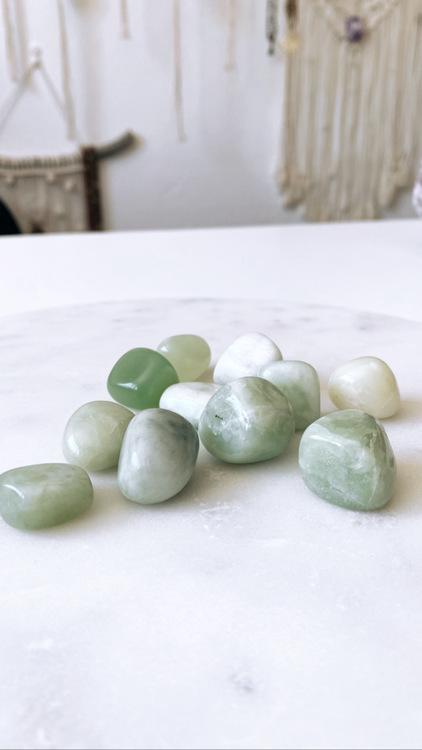 Ny Jade, grön - balans