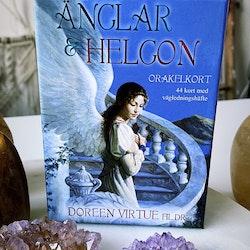Änglar & Helgon orakelkort
