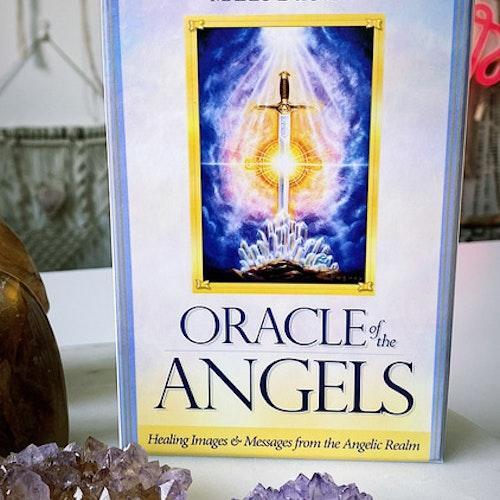 Oracle of the angels, orakelkort