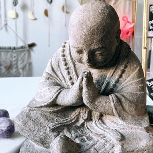 Beende munk, 20 cm