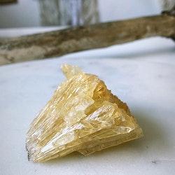 Kristalliserad Honungskalcit