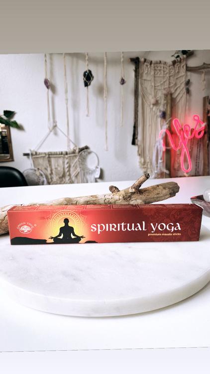 Rökelse, Spiritual Yoga